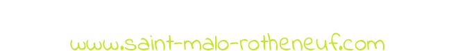 Comité de quartier Saint Malo Rothéneuf Le Pont Logo